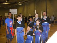 South Shore Tae Kwon Do - Tournament